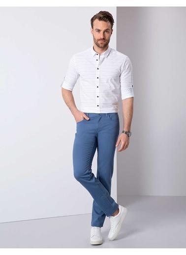 Pierre Cardin Klasik Pantolon Petrol